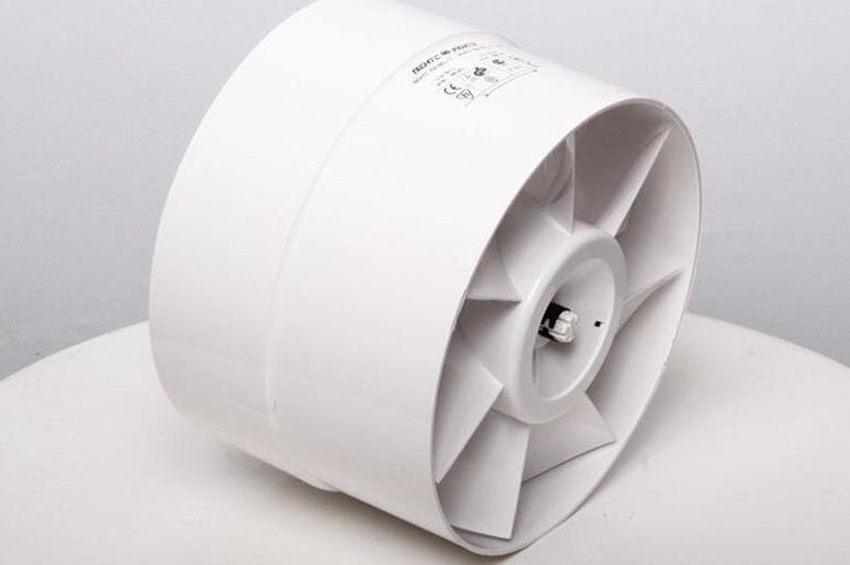 Вентилятор вытяжной канальный