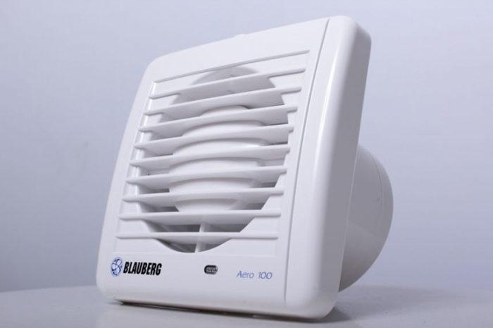 Какие бывают бытовые вентиляторы для вытяжки 100мм и более