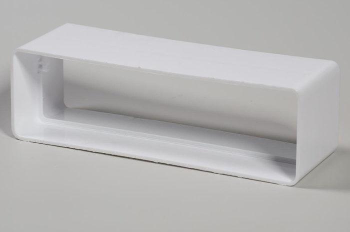 Пластиковые воздуховоды для вентиляции: размеры, монтаж