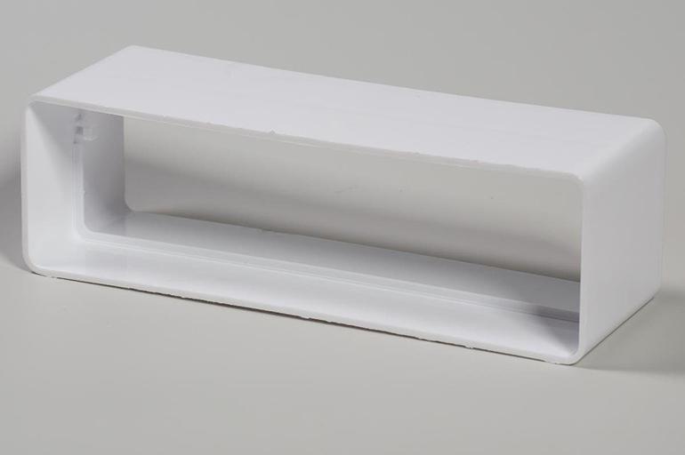 Вентиляционные каналы пластиковые прямоугольные