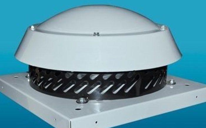 Как работает крышный вентилятор и его разновидности