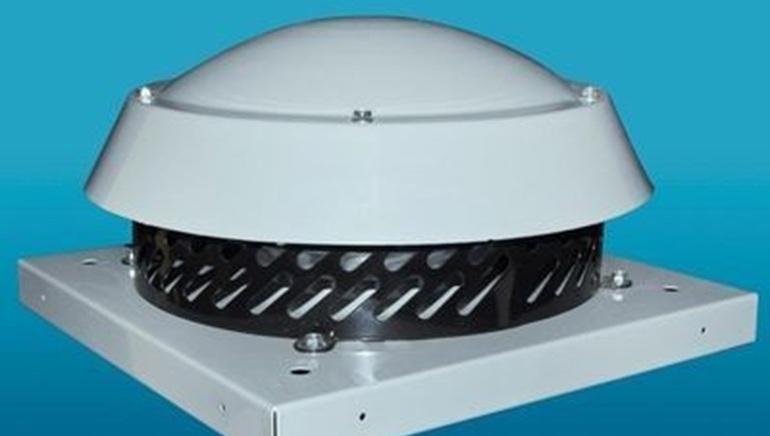 Вентилятор крышный для вытяжки
