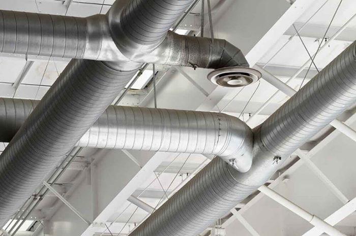 Применение промышленных вентиляторов, правила установки