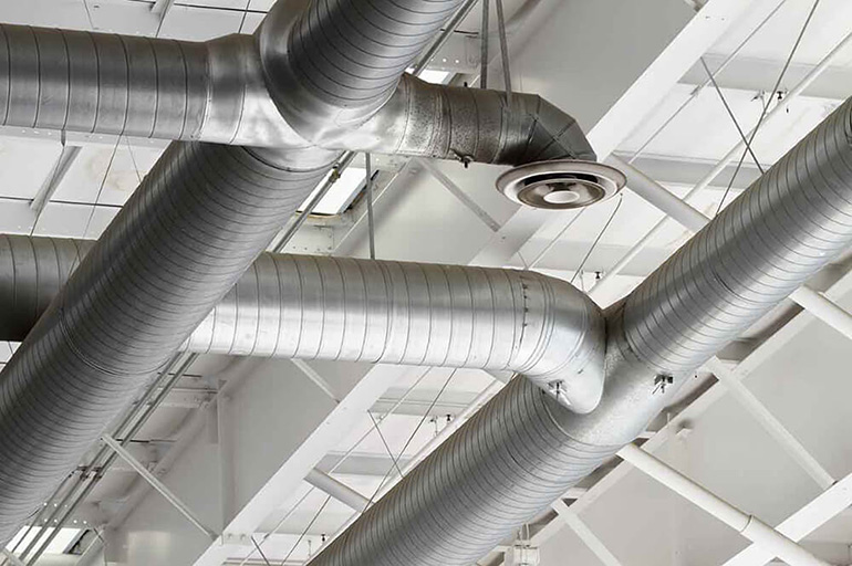Вентилятор вытяжной промышленный