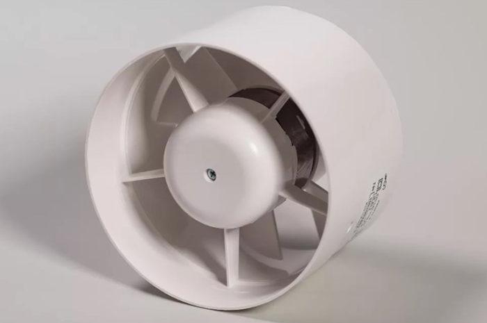Преимущества использования бесшумных канальных вентиляторов 100мм, 125мм и более